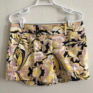 New York & Company Floral Shorts